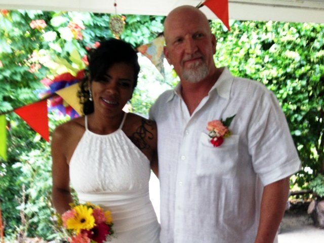 Interracial Marriage Shawn & Jane - Utah, United States