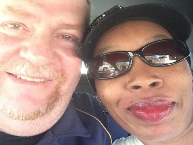 Interracial Couple Debbie & Jeff - South Carolina, United States