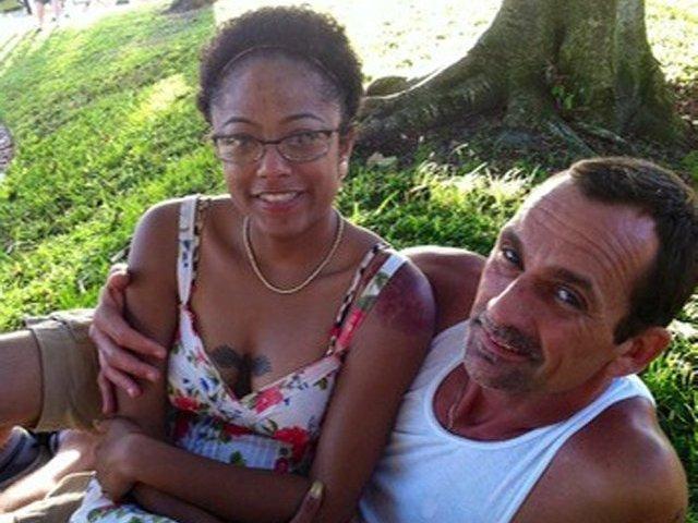 Interracial Couple Sarah & Terry - Montana, United States