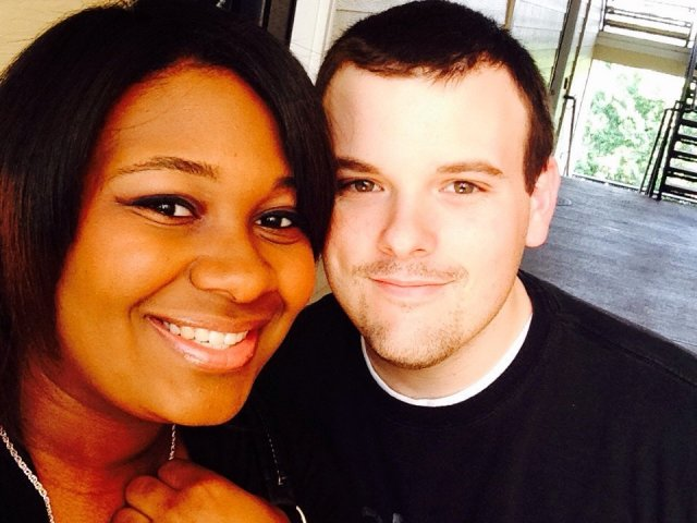 Interracial Couple Breanna & Nolan - Atlanta, Georgia, United States