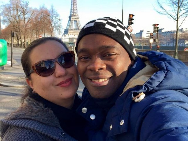 Interracial Couple Tania & Eric - Maryland, United States