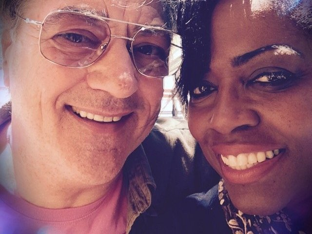 Interracial Couple Marie & Peter - Houston, Texas, United States
