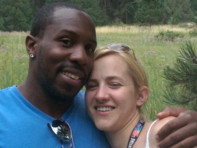 Interracial Couple Sarah & Ryan - Princeton, New Jersey, United States