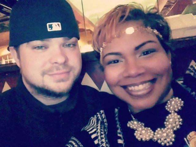 Interracial Couple Sharmela & Chris - Massachusetts, United States
