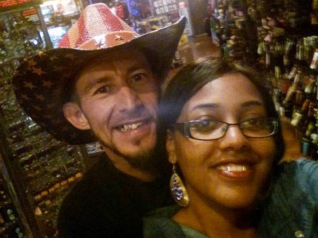 Interracial Couple Christina & Royce - Houma, Louisiana, United States