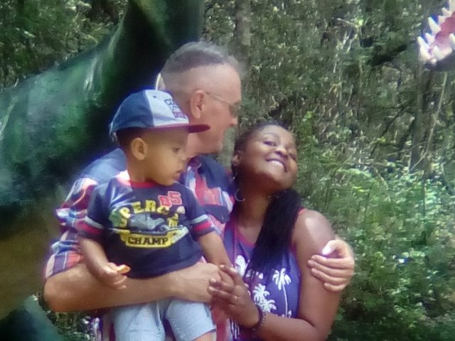 Interracial Couple Sue & Nicholas - Gauteng, South Africa