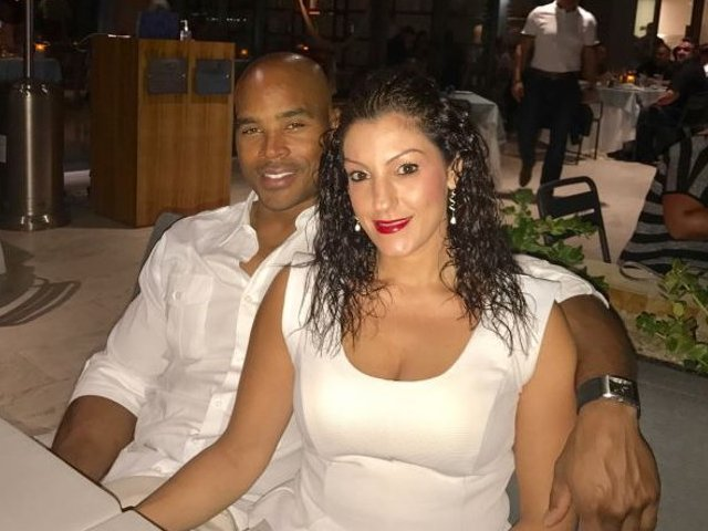 Interracial Marriage Angel & Stewart - Dallas, Texas, United States