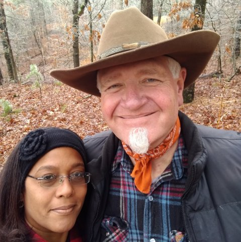 Interracial Marriage - How the Horseman Met His Renegade | Swirlr - Mary & Terry