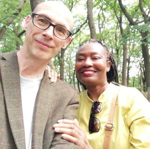 Black Women White Men - She Liked Him, and He Felt Likewise | Swirlr - Eucharia & Richard